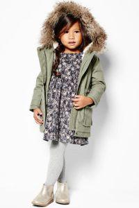 куртка парка детская 7