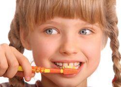 детска паста за зъби