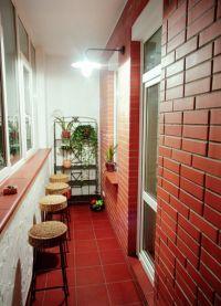Дизайн балкона в квартире2
