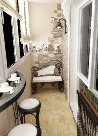 Дизайн балкона в квартире3