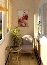 Дизайн балкона в квартире4
