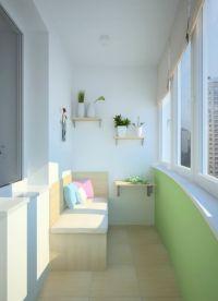 Дизайн балкона в квартире5