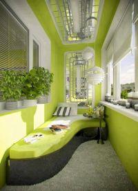 Дизайн балкона в квартире8
