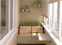Дизайн балкона20