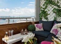 Дизайн балкона23