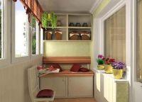 Дизайн балкона22