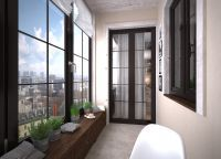 Дизайн балкона3