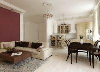 Дизайн гостиной комнаты13