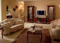 Дизайн гостиной комнаты3