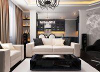 Дизайн гостиной комнаты5