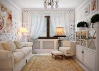Дизайн гостиной комнаты7