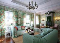 Дизайн гостиной комнаты8