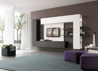 Дизайн гостиной в современном стиле11