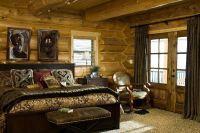 дизайн интерьера деревянного дома3