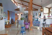 дизайн интерьера деревянного дома5