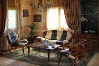 дизайн интерьера деревянного дома7