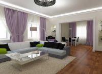 Дизайн интерьера квартиры в современном стиле2
