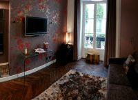 Дизайн комнаты в однокомнатной квартире9