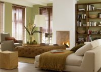 Дизайн комнаты в однокомнатной квартире2