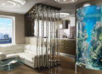 Дизайн комнаты в однокомнатной квартире5