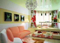 Дизайн комнаты в однокомнатной квартире6