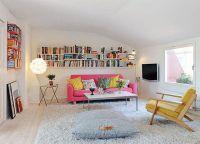 Дизайн комнаты в однокомнатной квартире7