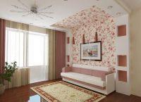 Дизайн комнаты в однокомнатной квартире8