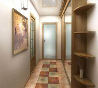 Дизайн коридора в частном доме5