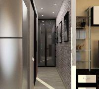 Дизайн коридора в частном доме6