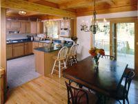 Кухни столовые в частном доме 1