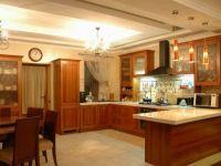 Кухни столовые в частном доме 3