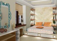 Дизайн небольшой спальни3
