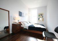 Дизайн небольшой спальни8