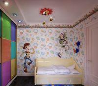 1. Дизайн однокомнатной квартиры с детской