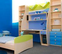 3. Дизайн однокомнатной квартиры с детской