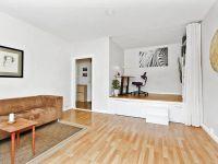 Дизайн однокомнатной квартиры с нишей1