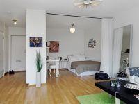 Дизайн однокомнатной квартиры с нишей7