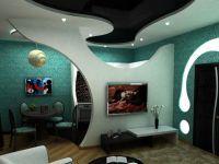 Дизайн однокомнатной квартиры с нишей8