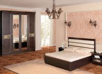 Дизайн спальни в светлых тонах1