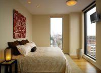 Дизайн спальни в светлых тонах4