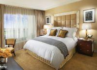 Дизайн спальни в светлых тонах5