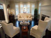 Дизайн зала в частном доме8