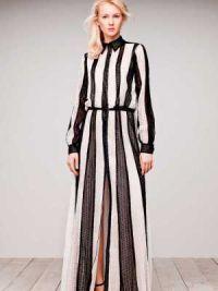 Длинные платья 2015 12