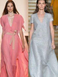 Длинные платья 2015 16