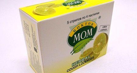 Д-р на мама по време на бременността: указания за употреба