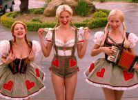Актрисы стали ближе во время съемок фильма Ангелы Чарли в 2003 году