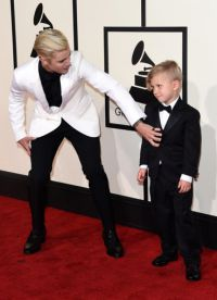 Джастин Бибер обожает младшего брата