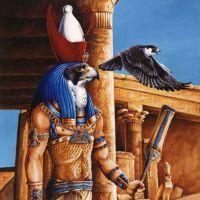 Египетский бог гор
