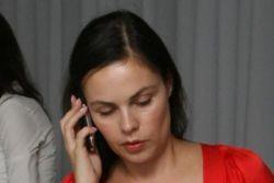 Ekaterina Andreeva fără machiaj