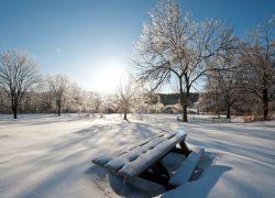 Если на покров идет снег - примета